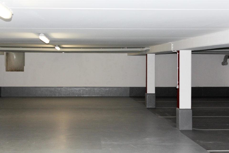 Tiefgaragen Parkgaragen Hallen